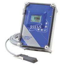 Ultraschall-Durchflussmesser / Doppler-Ultraschall / für Flüssigkeiten / für offene Kanäle
