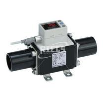 Vortex-Durchflusswächter / für Flüssigkeiten / in Reihe / digital