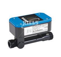 Ultraschall-Durchflussmesser / für Flüssigkeiten / kompakt / kontaktlos