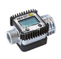 Turbinen-Durchflussmesser / für Kraftstoff / kompakt / digital