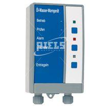 Wasserleckdetektor / Öl / akustisch / mit optischem Alarm