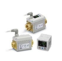 Elektromagnetischer Durchflussmesser / für Wasser / kompakt / digital