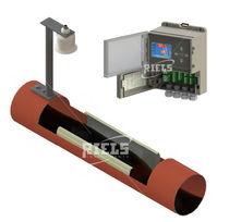 Ultraschall-Durchflussmesser / für Flüssigkeiten / für offene Kanäle / für Direkteinbau
