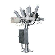 Primär-Schaltanlage / Hochspannung / SF6-gasisolierte / hybrid