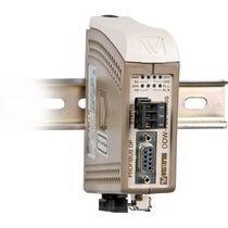 Punkt-zu-Punkt-Modem / für Lichtleiter / für PROFIBUS-Netzwerk / DIN-Schienen