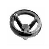 Bedienelemente Handrad / mit Speichen / Nylon / Kunststoff