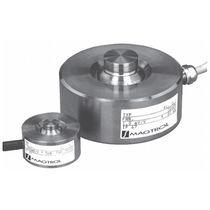 Druckkraft-Wägezelle / zylindrisch / Edelstahl / Dehnungsmessstreifen