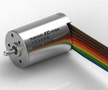 DC-Motor / mit elektronischer Stromwandlung / 24V / 12V