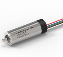 DC-Motor / mit elektronischer Stromwandlung / 24V / 18V