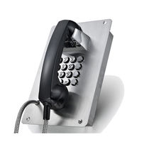 IP65-Telefon / mit automatischer Wählfunktion / wetterbeständig
