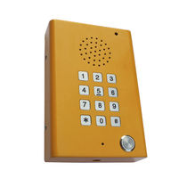IP65-Telefon / Notfall / wandmontiert