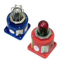 Blinkfeuer-Leuchte / LED / 12 Vcc / 48 Vcc