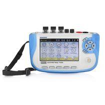 Prüfgerät für Schutzrelais / für Lichtleiter / automatisch / digital