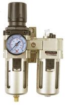Pneumatischer Filterregler-Öler / Druckluft