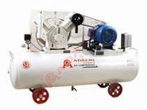 Luftkompressor / mobil / Kolben / geschmiert