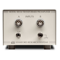 Spannungsvorverstärker / Benchtop / geräuscharm