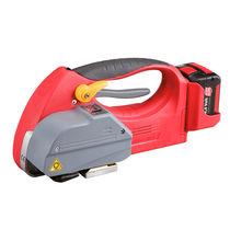 Umreifungsgerät für PP-PET-Spannreifen / batteriebetrieben