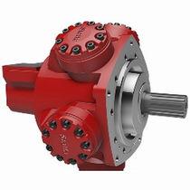 Hydraulik Motor / Radialkolben / konstanter Hubraum