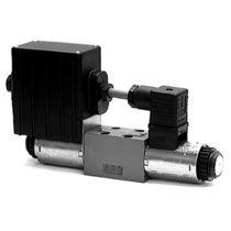 Proportionales Hydraulik-Wegeventil / Schieber / magnetbetrieben / kompakt