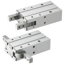 Pneumatische Greifzange / 180°-Winkel / 2 Backen / kompakt