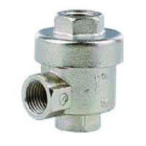 Pneumatisch gesteuertes Ventil / für Luft / unidirektional / schnellen Abgas