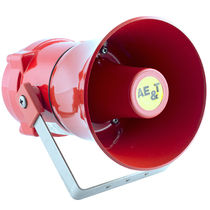 ATEX-Lautsprecher / ex-geschutzt