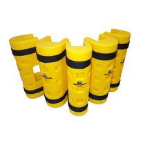 Warnschutz-Kantenschutz / für Regal