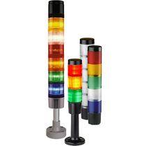 Blinkfeuer-Lichtsäule / Xenon / LED / IP54