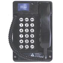 Wetterbeständiges telefon / ex-geschützt / robust / analog