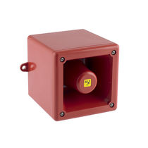 IP66-Lautsprecheranlage / akustischer / 126 dB / beschreibbar
