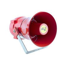 Sirene ohne Leuchtfeuer / robust / ATEX / IP66