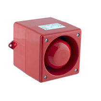 Robuster Alarm-Tongeber / IP66 / IP67 / aus Aluminiumguss