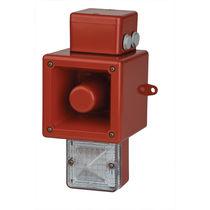 Alarm-Tongeber / Signallicht / mit Xenon-Alarmleuchte / IP66