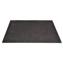 Rutschfester Bodenbelag / Gummi / für Treppen / für Büroanwendungen