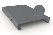 Stahl-Gitterrost / Zinkstahl / Aluminium / gedeckt
