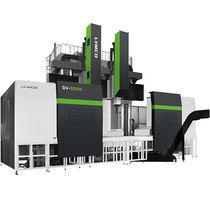 CNC-Drehzentrum / vertikal / 3-Achsen / hydrostatisch