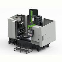 Dreh-Fräszentrum / CNC / vertikal