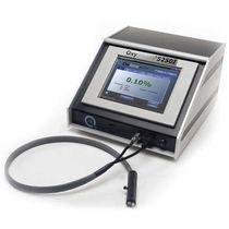 Sauerstoffanalysator / tragbar / für Labors