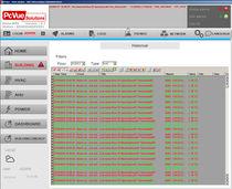 Konfigurationssoftware / Datenarchivierung / Security-Information und Event-Management-Lösung / Alarm