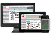 Überwachungssoftware / Datenverwaltung / SCAD / HTML5 Terminal kompatibel