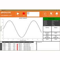Software / Datenerfassungs und -analyse / Kraftmessung / für Drehmomentmessung / Echtzeit