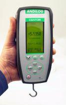 Digitales Kraftmessgerät / mobil / Zug- und Druckkraft