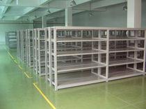 Warenlager-Regal / für mittelschwere Lasten / Halbschweres / verstellbar