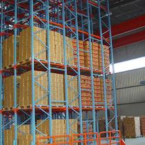 Palettenregal / Warenlager / Schwerlast / für Schachteln