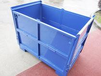 Stahl-Boxpalette / Lager