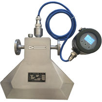 Massendurchflussmesser / Coriolis / für Flüssigkeiten / mit Massendurchflussregler