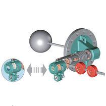 Schwimmer-Niveautransmitter / für Flüssigkeiten / für Tanks / für Industrieanwendung