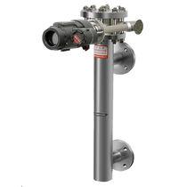 Verdränger-Niveautransmitter / für Flüssigkeiten / für Tanks / intelligent