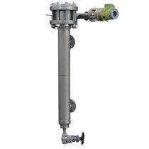 Verdränger-Niveautransmitter / für Flüssigkeiten / für Tanks / HART