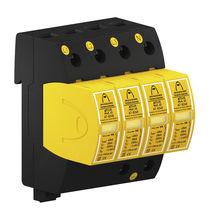 Überspannungsableiter Typ 2 / 3-Phasen / kompakt / DIN-Schienen